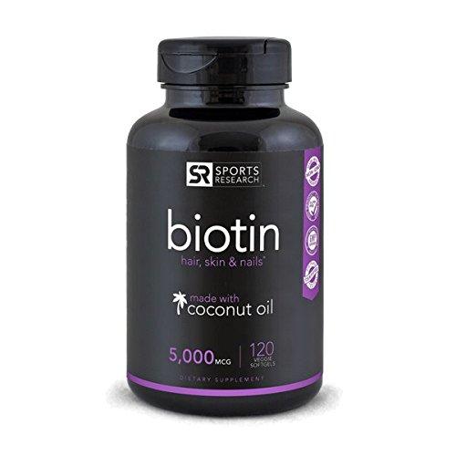 Sports research biotin1