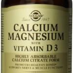 Solgar Calcium1