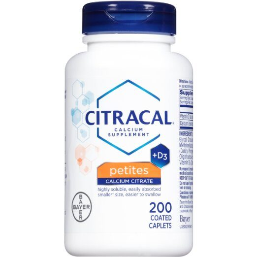 Citracal with Calcium1