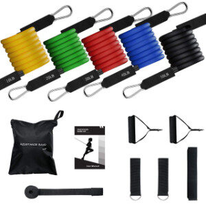 Mpow resistance bands