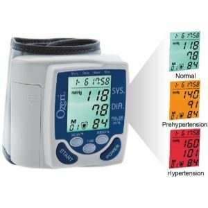 Ozeri BP2M CardioTech Digital Blood Pressure Monitor